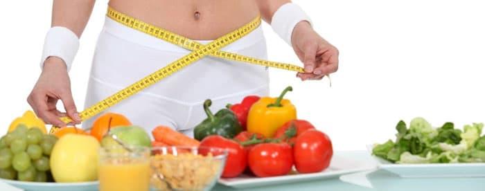 Программа похудения на неделю